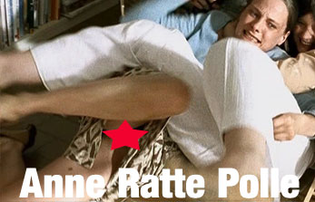 Anne Ratte-Polle  nackt